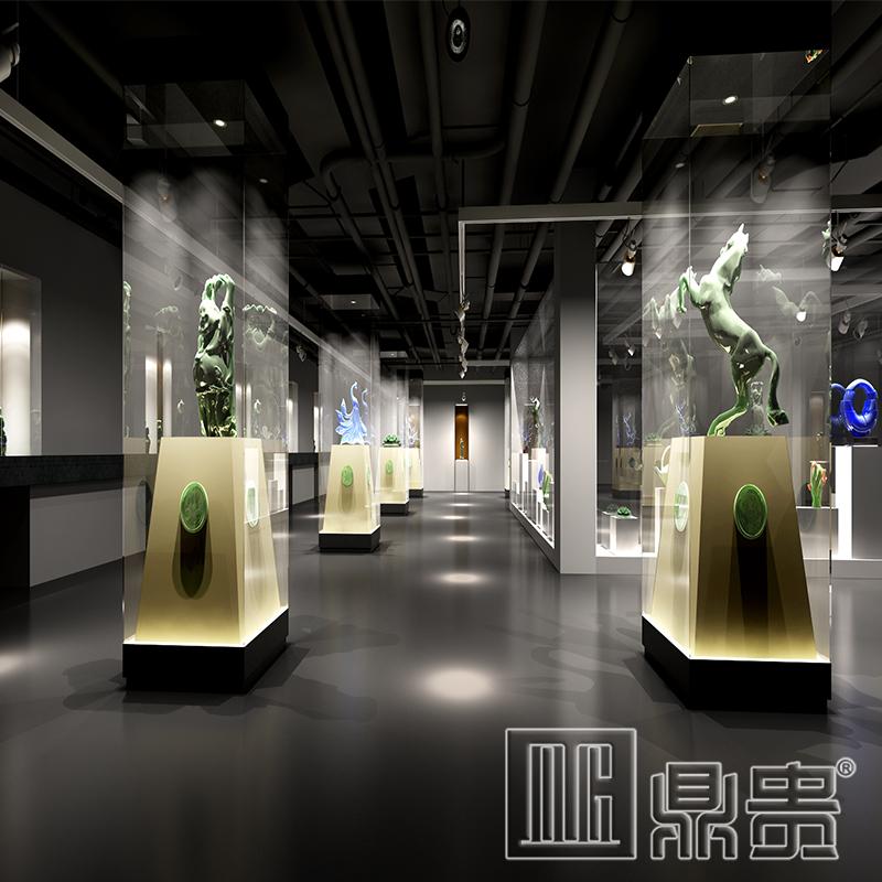 鼎贵武汉博物馆展柜厂家教您如何保养博物馆展柜