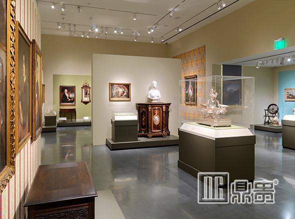鼎贵北京博物馆展柜厂家有话对你说……