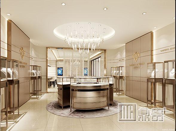 如何打造完美的珠宝展柜?并提高提高珠宝销量?