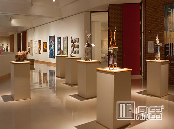 专注—极致——鼎贵太原博物馆展柜厂家的工匠精神!