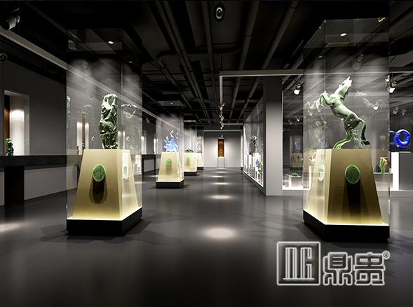 干货!鼎贵杭州博物馆陈列柜厂家免你再受无良厂家蒙骗之忧!