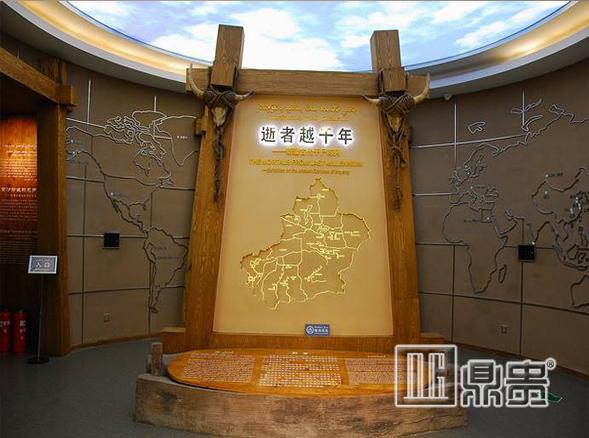 【鼎贵】见证20000㎡新疆博物馆展柜智能化技与传统技艺结合的魅力