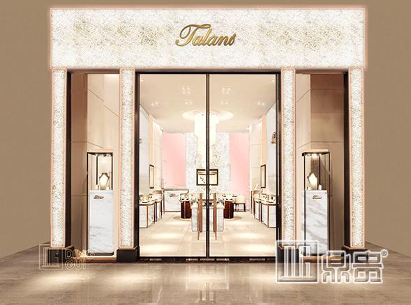 2019年珠宝店品牌形象设计色彩潮流,你get到了吗?