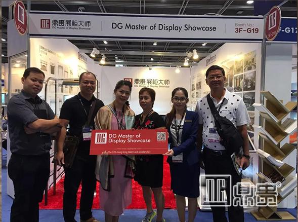 9月香港展丨5天实力演绎鼎贵品牌影响力