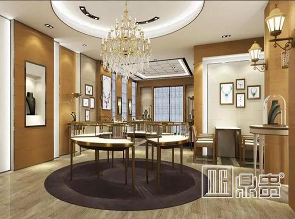 """【迪拜】""""土豪式""""国度一般喜欢什么样的展柜设计风格?"""