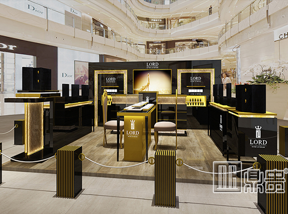 鼎贵经典案例丨高端奢侈品香水店该如何进行整体布局?