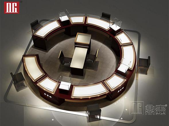 【鼎贵展柜课堂】如何设计一款好的展柜?