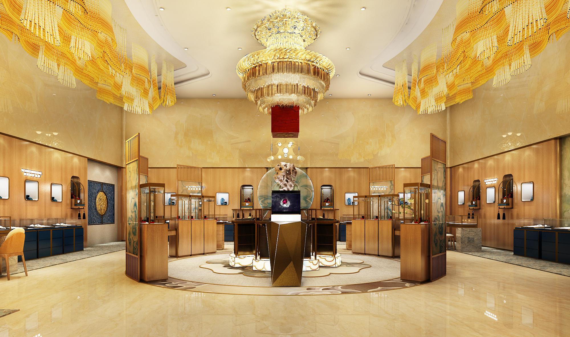 鼎贵展柜大师:功能与价值?你可知展柜能直接影响珠宝店的兴衰?
