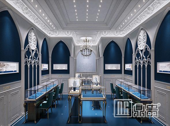 鼎贵展柜大师与知名品牌珠宝集团(克罗地亚)强强联合,正式成为战略合作伙伴