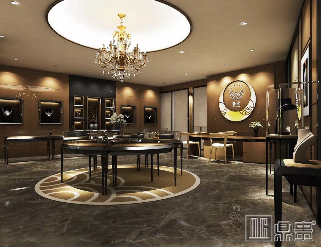 鼎贵展柜大师告诉你如何利用高端珠宝展示柜体现品牌形象