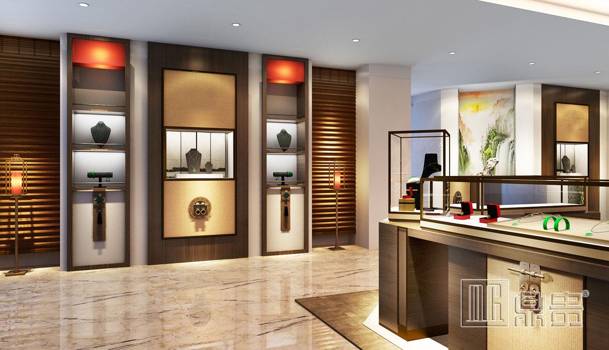 鼎贵展柜大师带你见识珠宝展柜设计的传统与创新