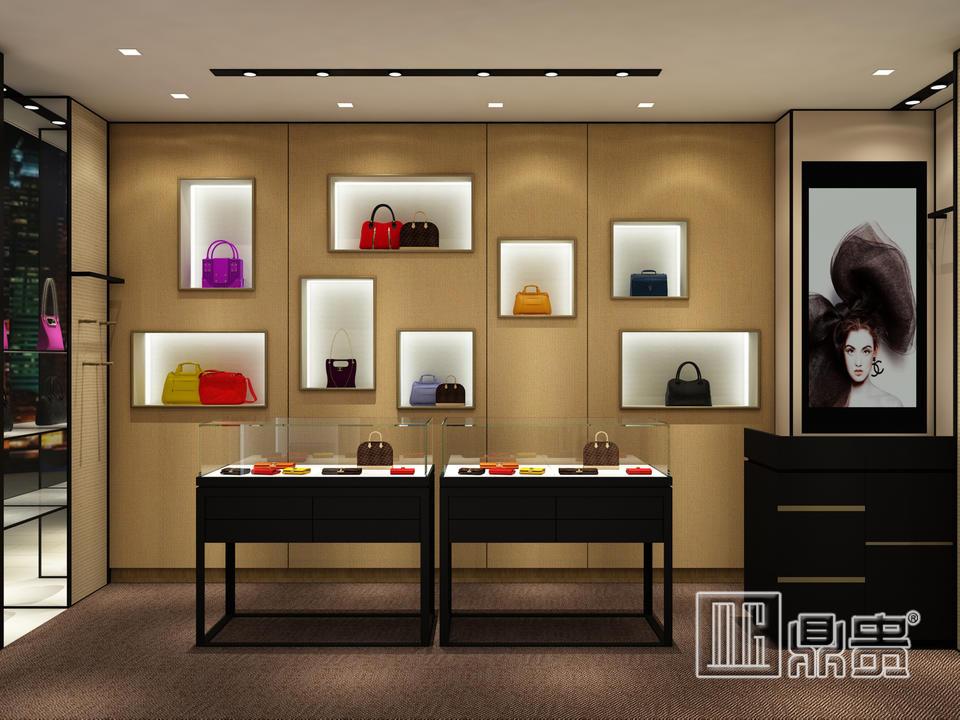 鼎贵高端展柜定制:展柜与商品的完美搭配
