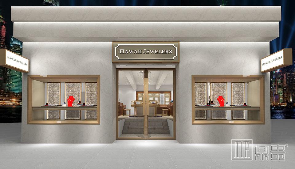 高端奢华美国珠宝精品品牌项目
