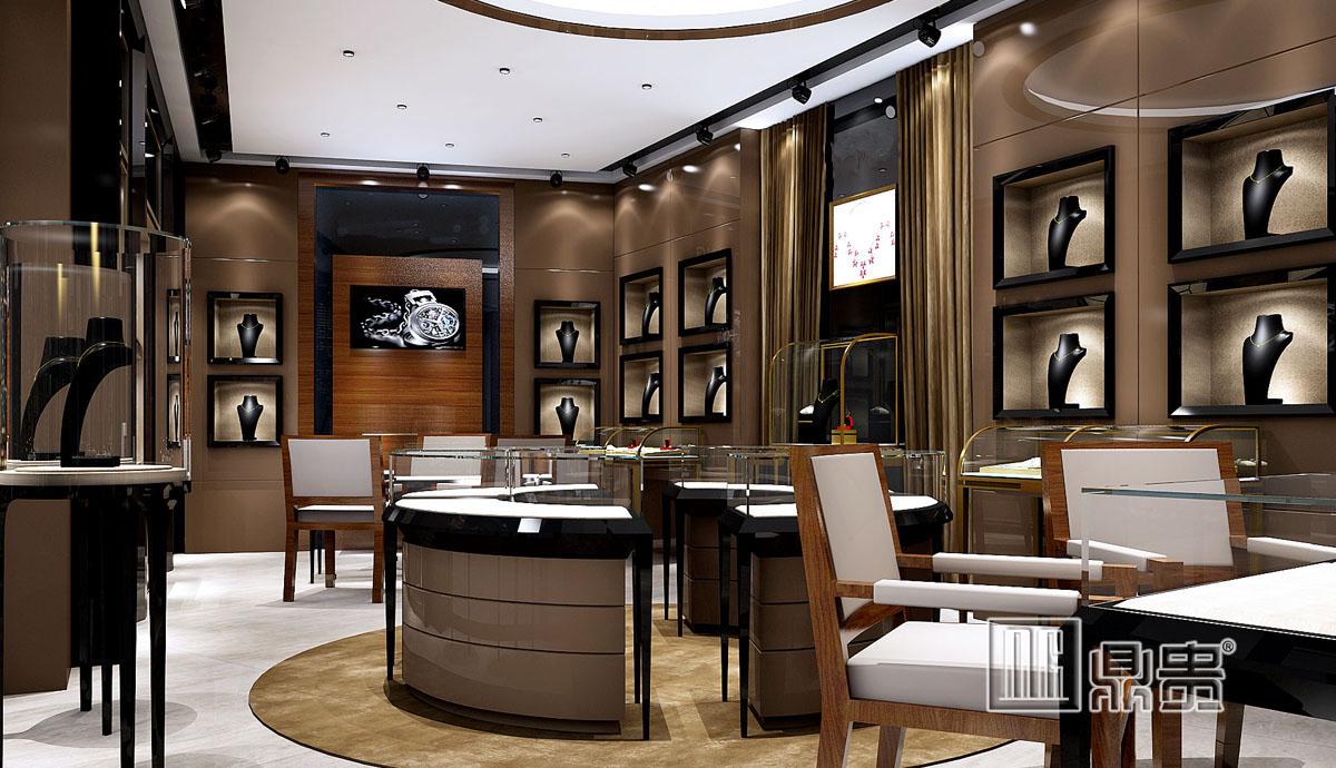 豪华高端珠宝品牌店项目