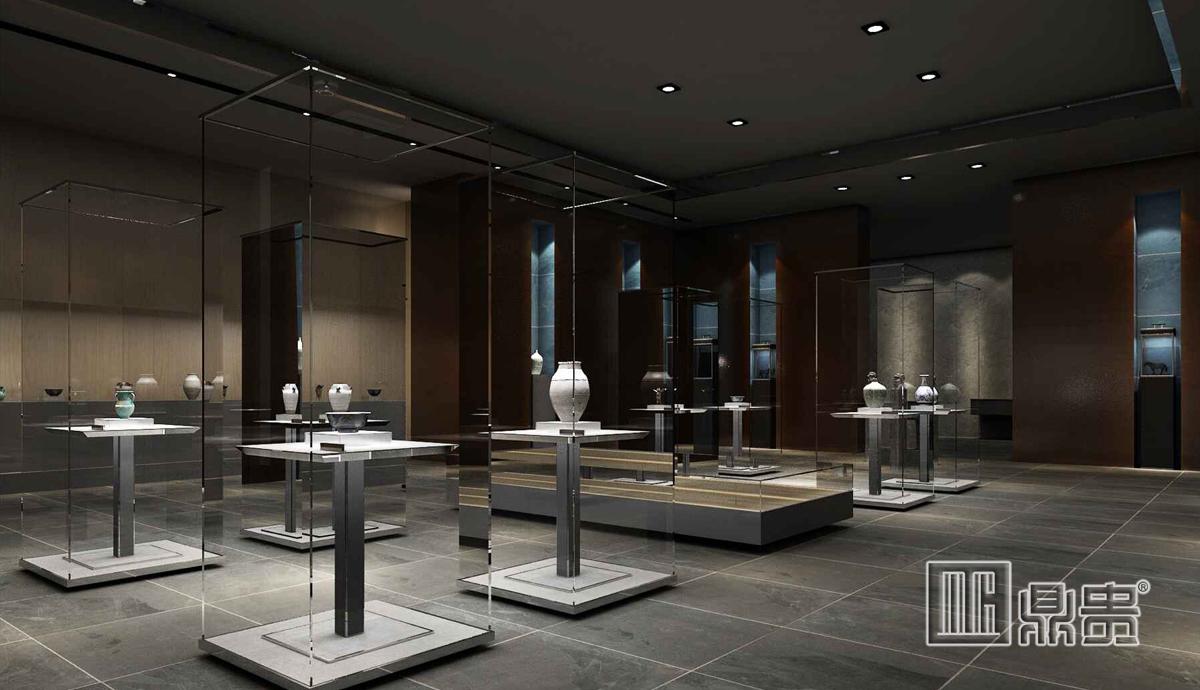 省级政府单位博物馆展示柜定做