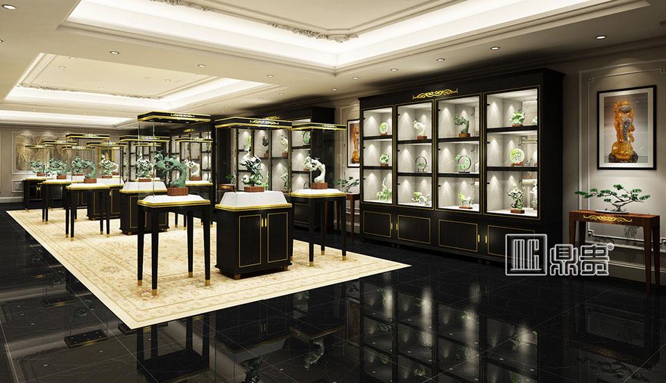 奢华珠宝玉器店项目