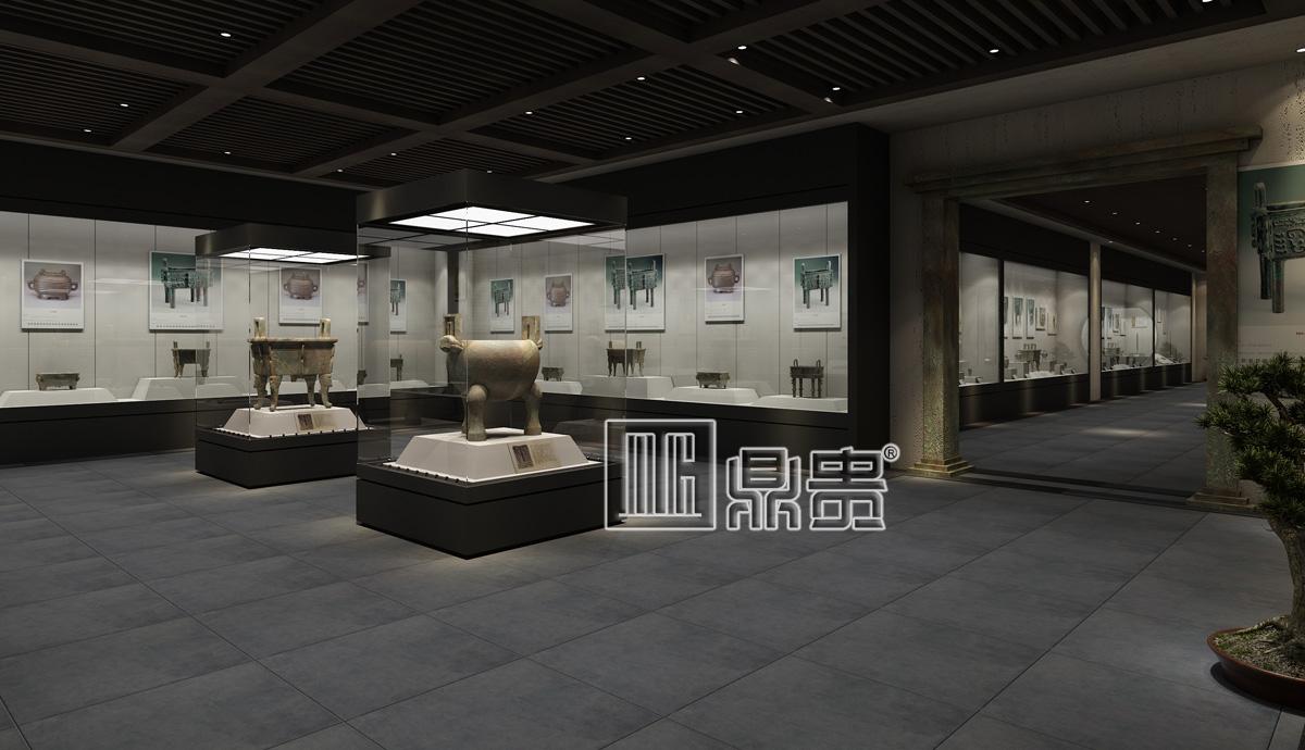 河南省级青铜器博物馆项目