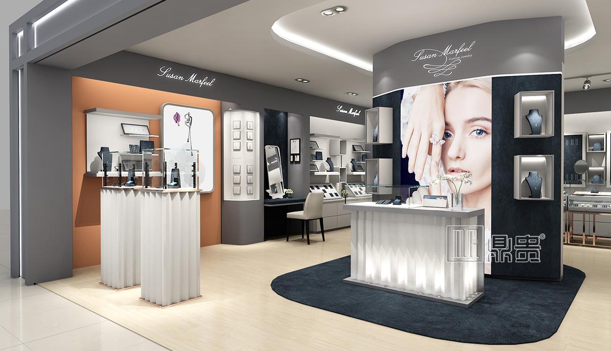 杭州高端珠宝品牌店项目