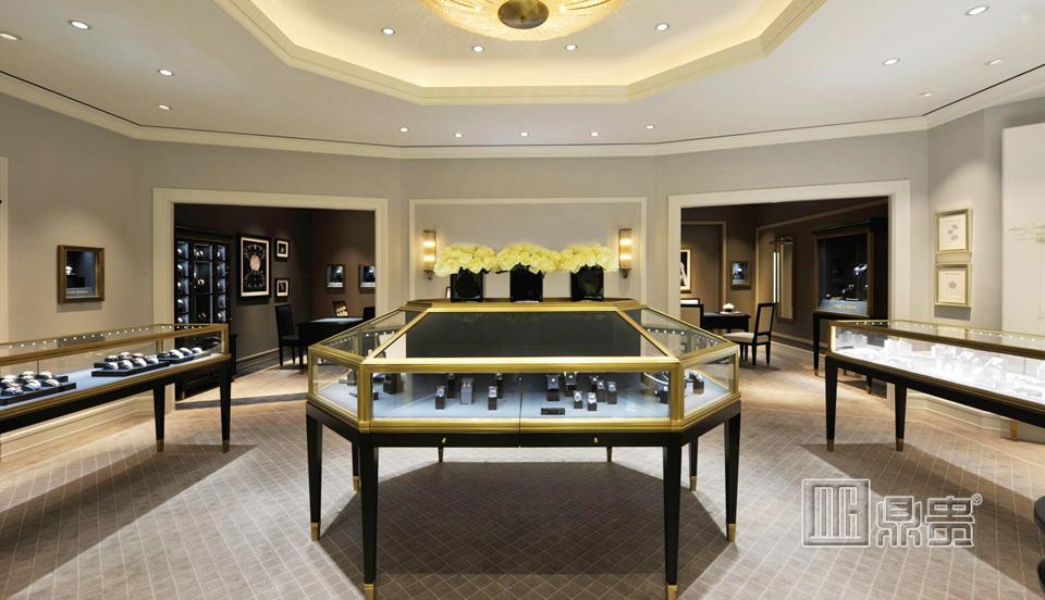 辽宁高端奢华珠宝品牌店项目