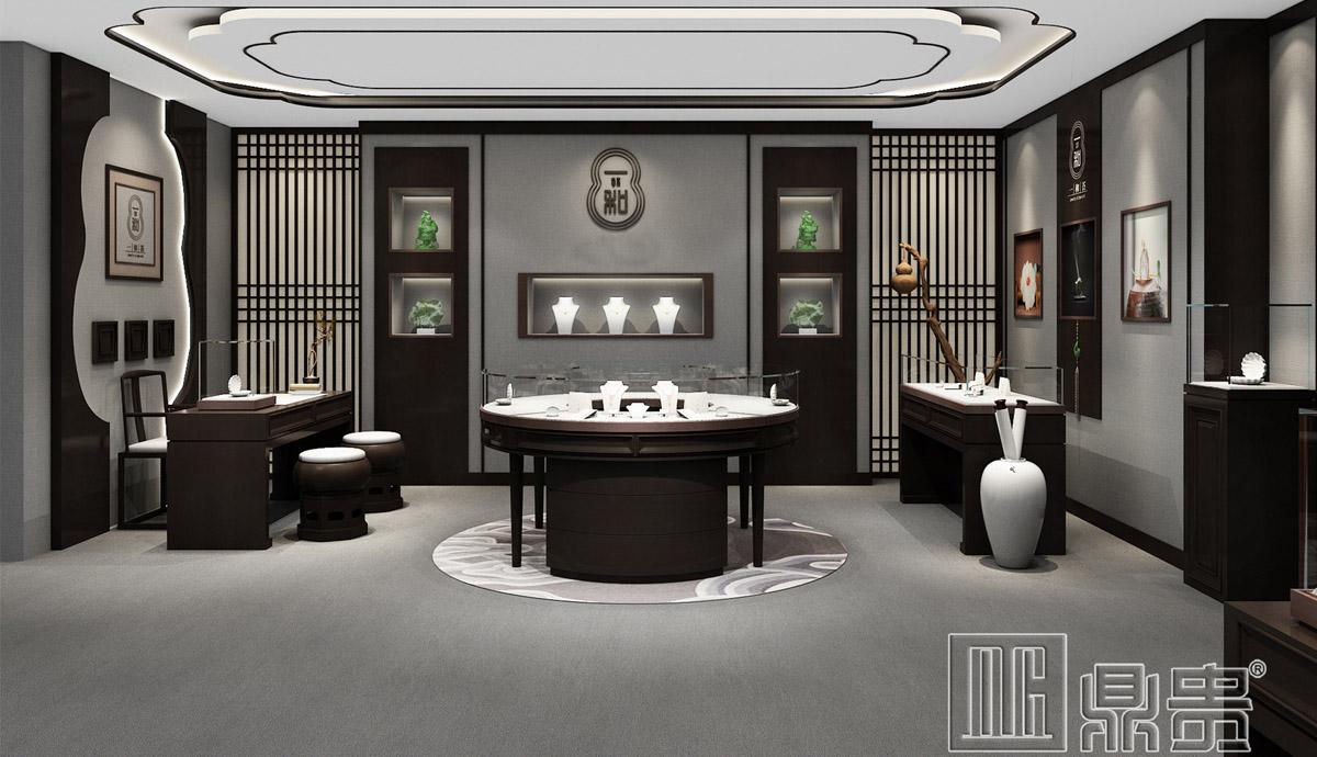 广州高端珠宝会所项目
