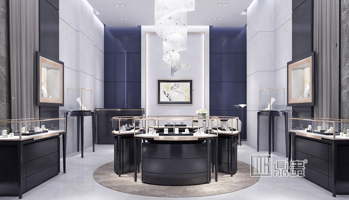 泰国高端珠宝店项目