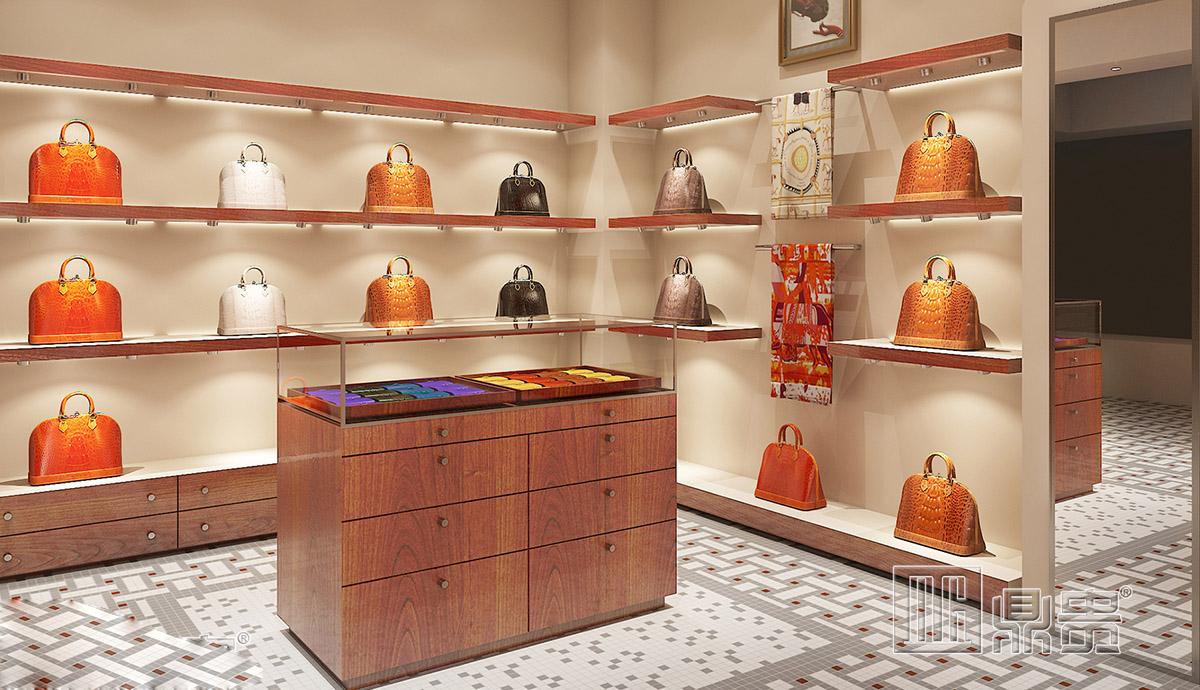 奢侈品皮具包包服饰综合店项目