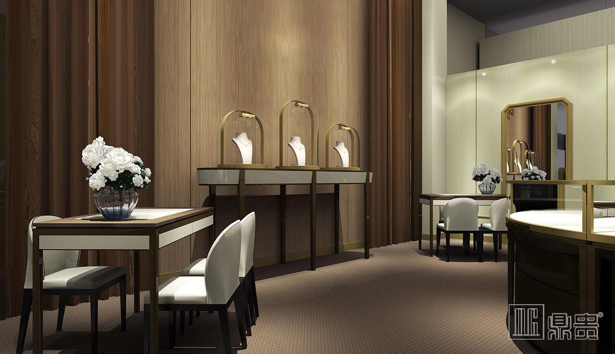 高端奢华澳洲品牌珠宝店面项目
