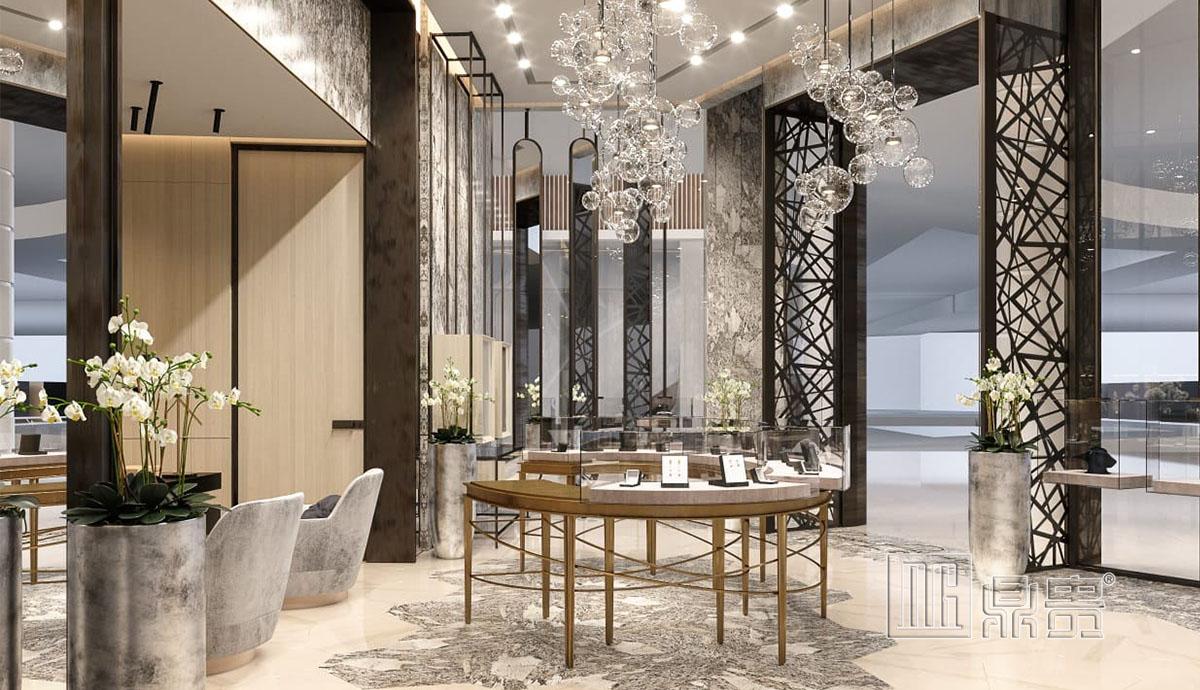 迪拜高端奢华珠宝项目